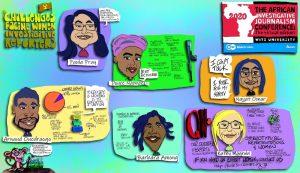 Traverser la tempête : le défi des femmes journalistes d'investigation