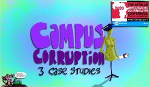Lutte contre la corruption sur les campus universitaires : l'investigation journalistique pour dévoiler les faits